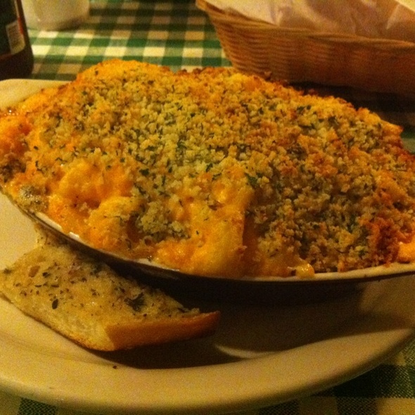 Buffalo Mac & Cheese @ Paul's Pasta Shop