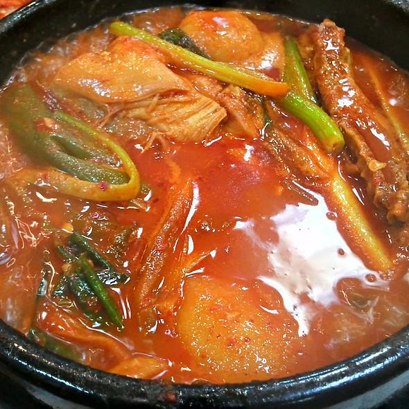 닭도리탕 (Dakdoritang) @ To Sok Chon
