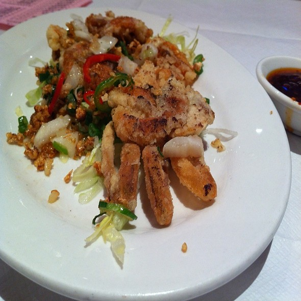Deep fried soft shell crab @ Wing Yip Cricklewood Superstore