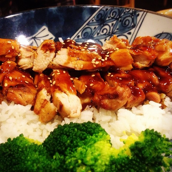 Teriyaki Chicken @ Renga-Tei