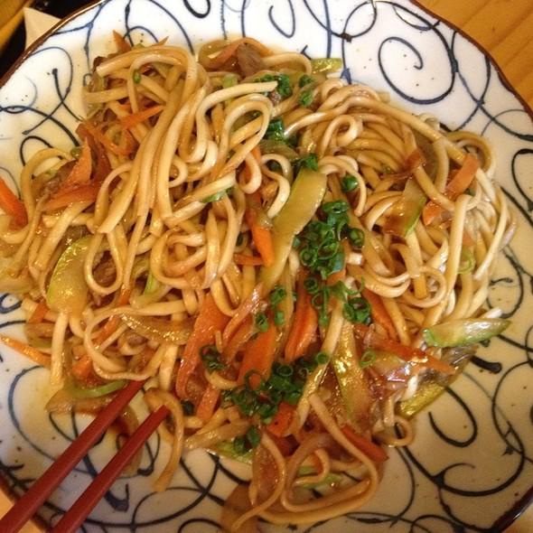 Meat Noodle @ Cafe Bunka