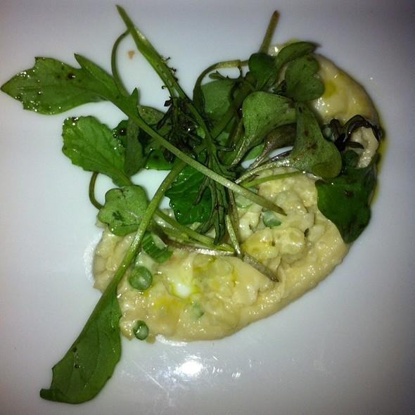 2 Types Of Cauliflower @ Shane's Restaurant