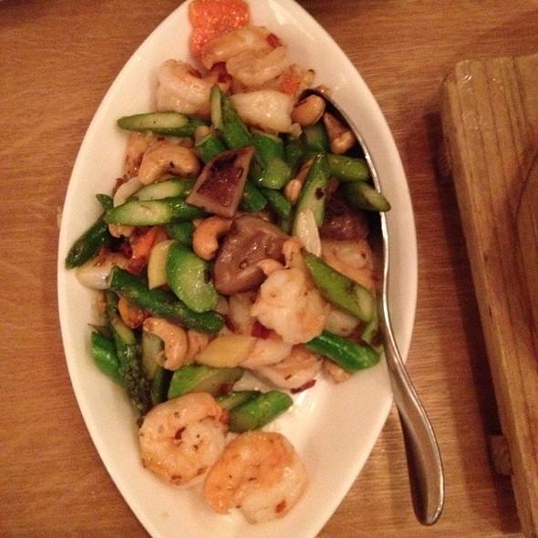 Shrimp Stir Fry @ RedFarm