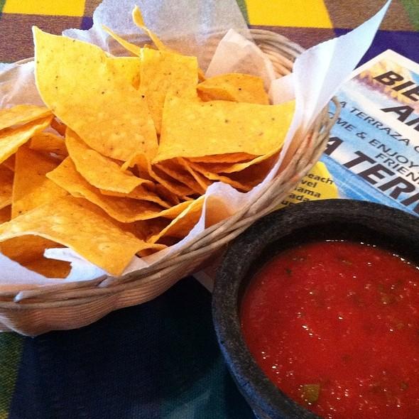 Chips and Salsa @ La Terraza