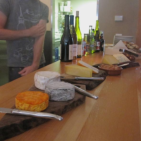 Cheese @ Cheese Bar