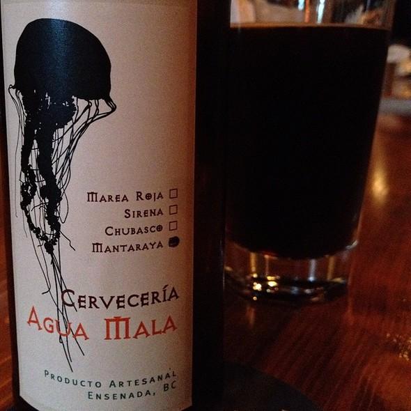 Cerveza Mantarraya Por Aguamala @ Wendlandt Cervecería