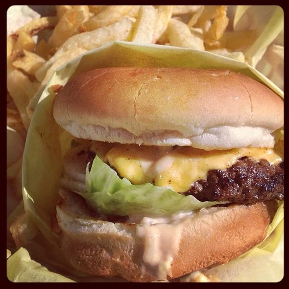 2X4 Burger