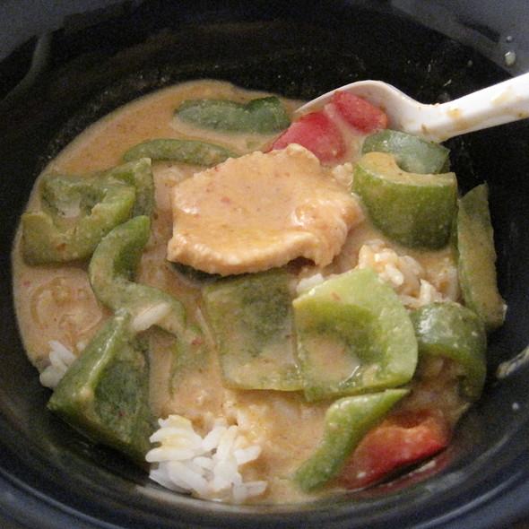 Panaeng Curry with Chicken @ Thai Hut Restaurant