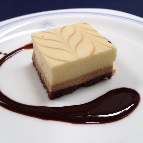 Chocolate Cheesecake @ Blu Jaz