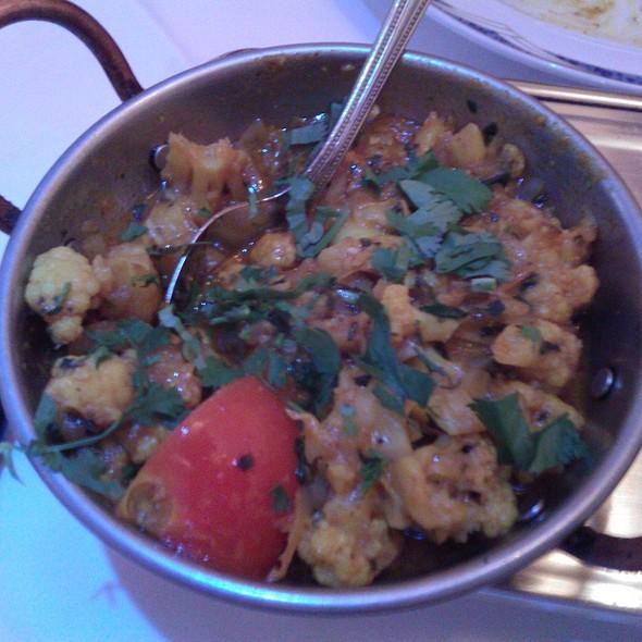 Cauliflower Bhaji @ Leigh Tandoori