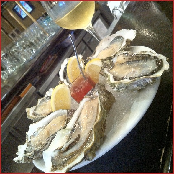 Hammersley & Clam's Clove Oysters - Washington State