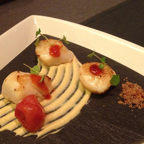 Scallop - Keystone Ranch Restaurant, Keystone, CO