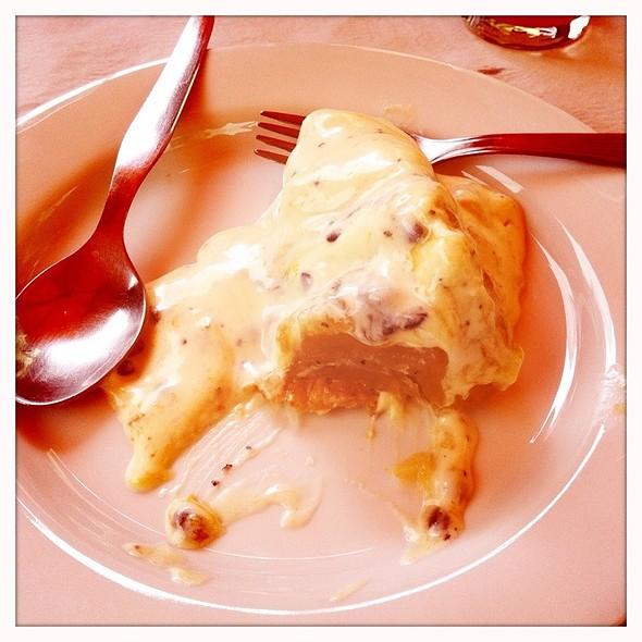 Pastel De Papaya Con Mousse De Frutas @ Maus Hábitos