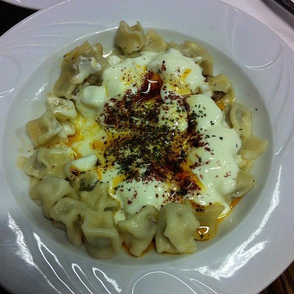 manti @ Madalyalı Restaurant