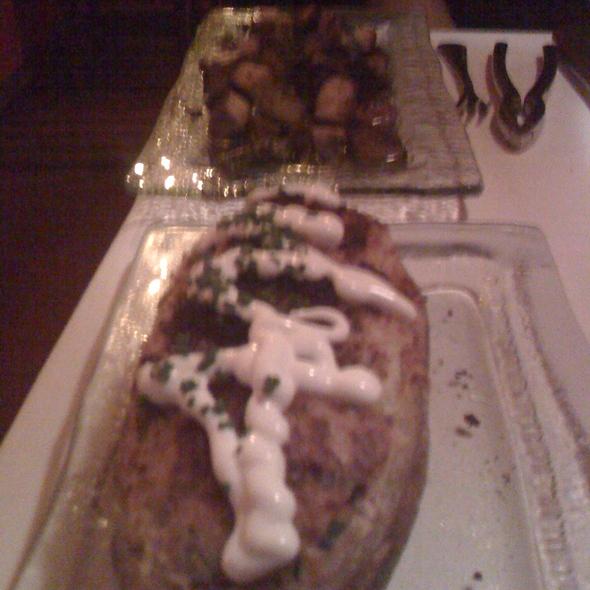 Twice Baked Truffled Potatoes @ Bobo's aka Boboquivari's