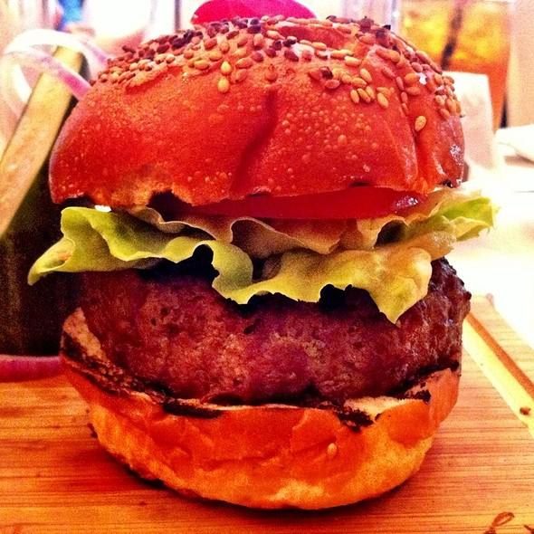 The Burger @ Fishtail