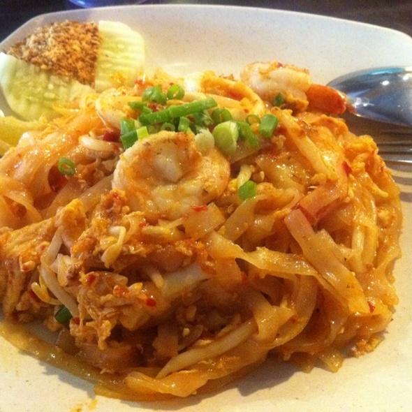 Paad Thai @ Thai Kopitiam