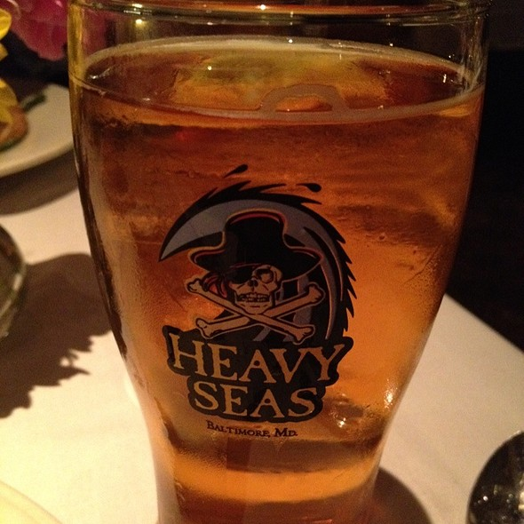 Heavy Seas Loose Cannon IPA @ Old Ebbitt Grill