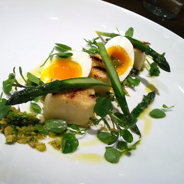 Asparagus & Eggs  - Maison - Lancaster, Lancaster, PA