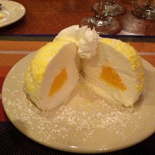 Tartufo Al Limoncello - Cesare At The Beach, Clearwater, FL