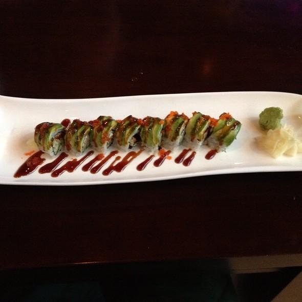 Dragon Roll - Mizu Japanese Steakhouse, Syracuse, NY