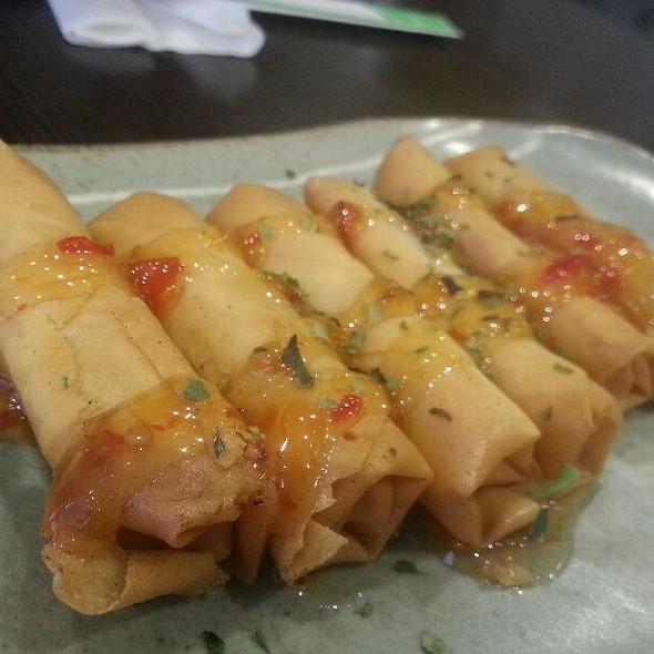 Spring Rolls @ Sakura Japanese Cuisine