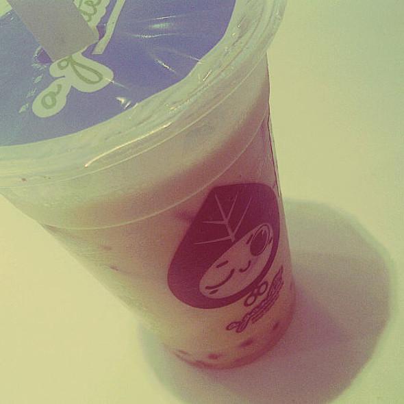 Bubble Milk Tea @ A Gantea