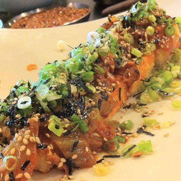 Kimchi Tofu @ bopNgrill