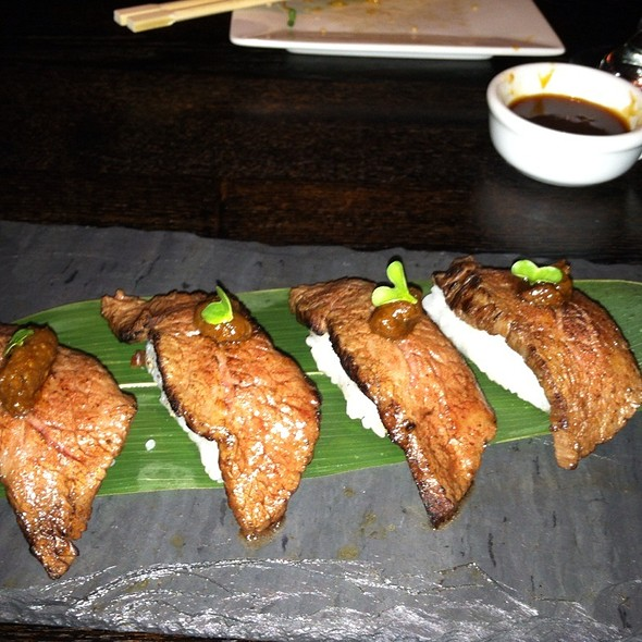 Wushugyu Beef