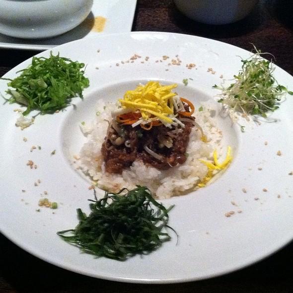 Dwenjang Rice