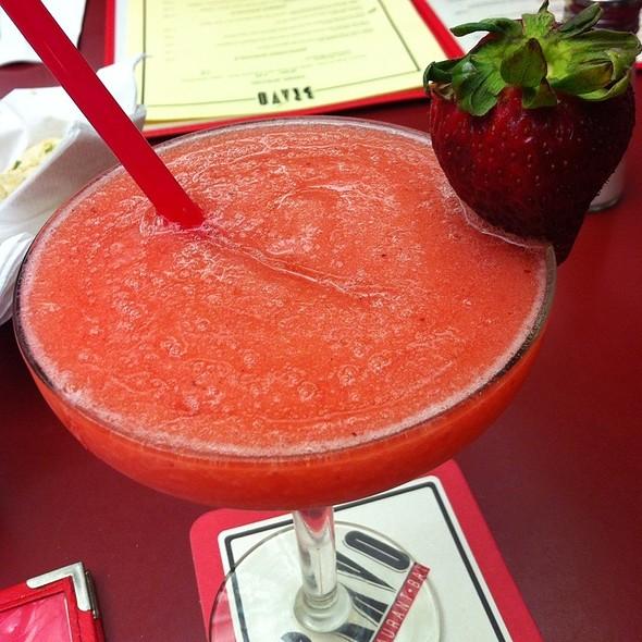 Strawberry Margaritta