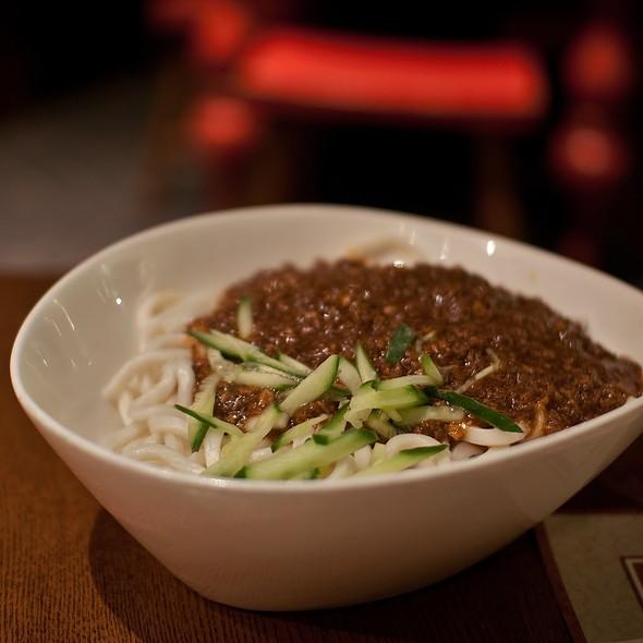 Zha Jiang Mian @ New Shanghai Chinese Restaurant