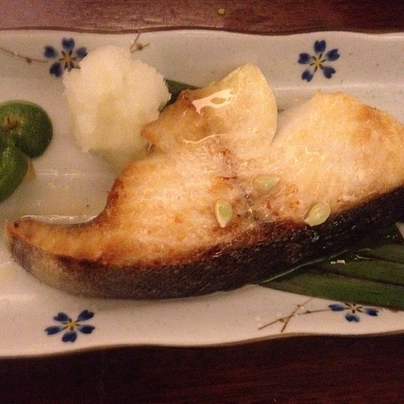 Gindara Steak @ Tsumura Sushi Bar And Restaurant