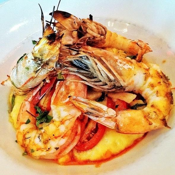 Shrimp & Polenta - Zazios, Kalamazoo, MI