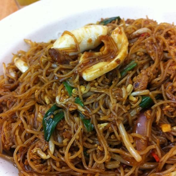 Fried Mee Hoon @ Sheng Kee Restaurant