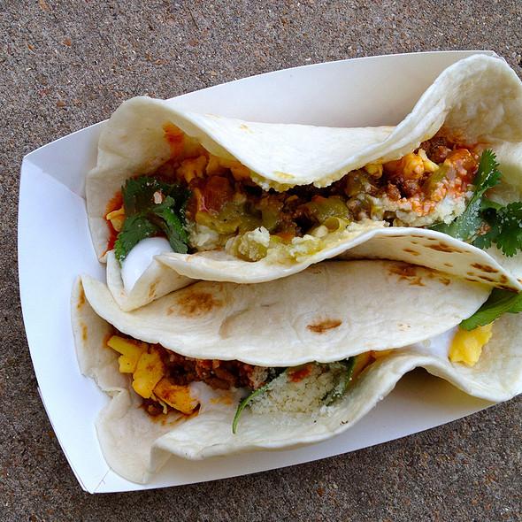 Breakfast Tacos @ Tower Grove Farmer's Market