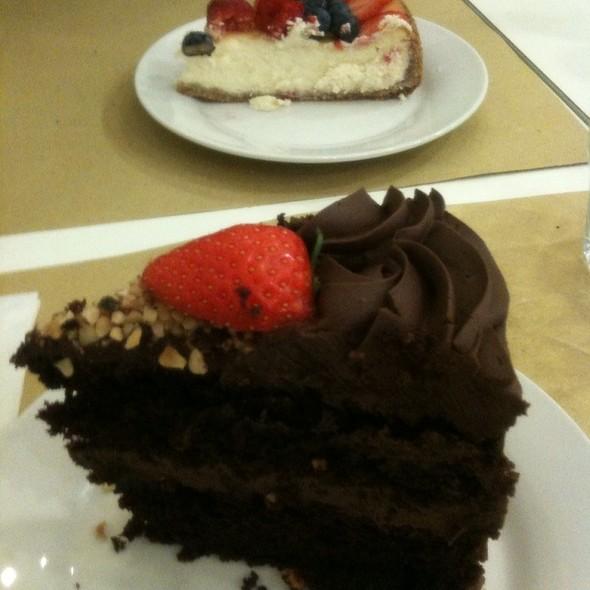 Double Chocolate @ Bakery House