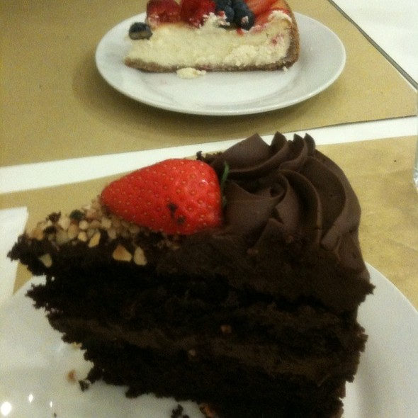 Double Chocolate @ Bakery House