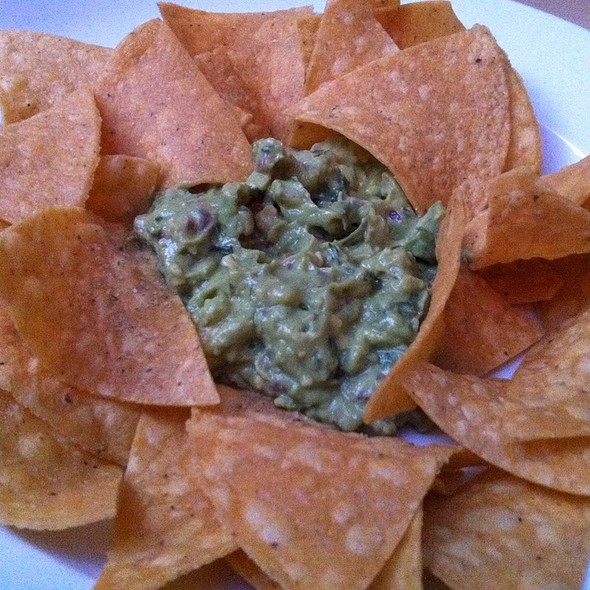 Chips and Guacamole - Tavern 29, New York, NY