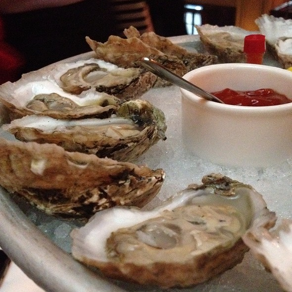 Oysters - Millesime, New York, NY