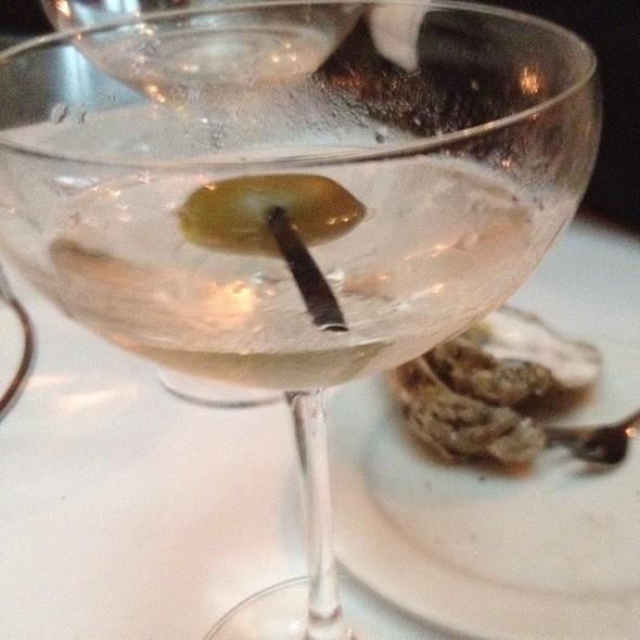 Dirty Martini - Millesime, New York, NY