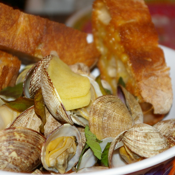 Bacon and clam @ Fatty Cue