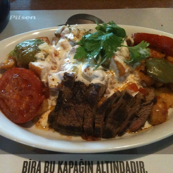 Yogurtlu Kebap @ Shakespeare Bistro - Bursa