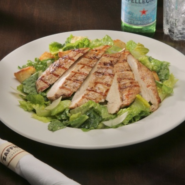 Chicken Caesar Salad - Zaffiro's - Mequon, Mequon, WI