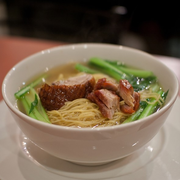 Char Siu & Roast Duck with Noodle Soup @ Chatswood BBQ & Hotpot
