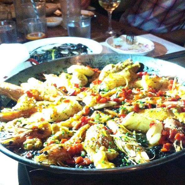 Seafood Paella @ Pan Zur
