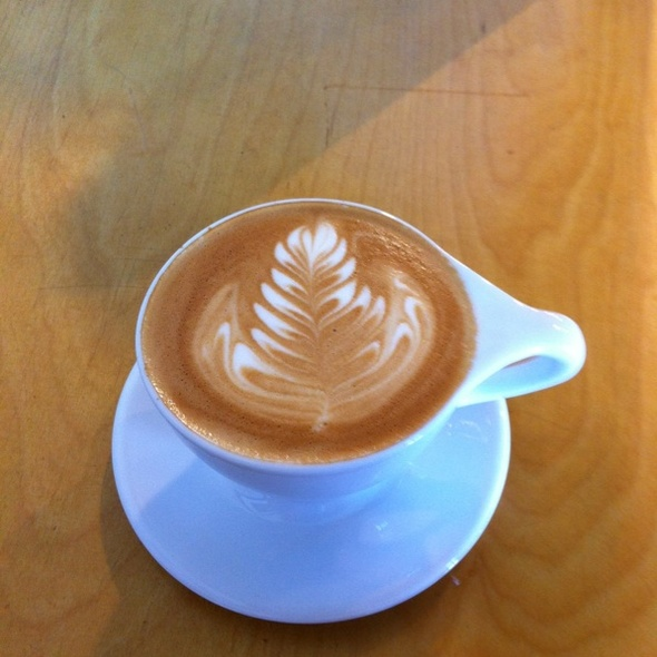 Cafe Latte @ Intelligentsia