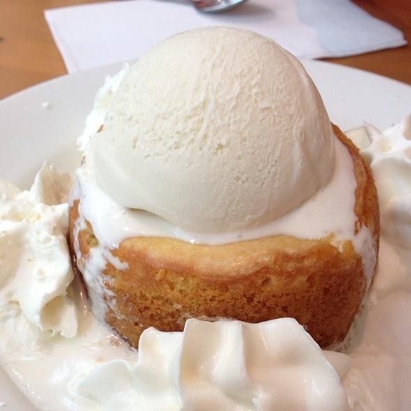 good California Pizza Kitchen Butter Cake #8: Robin Berman Foodspotting