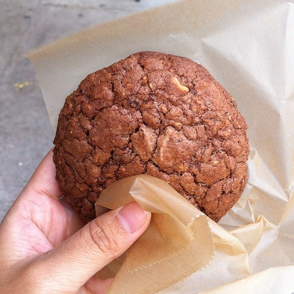 Double Chocolate Cookie @ Mast Brothers Chocolate