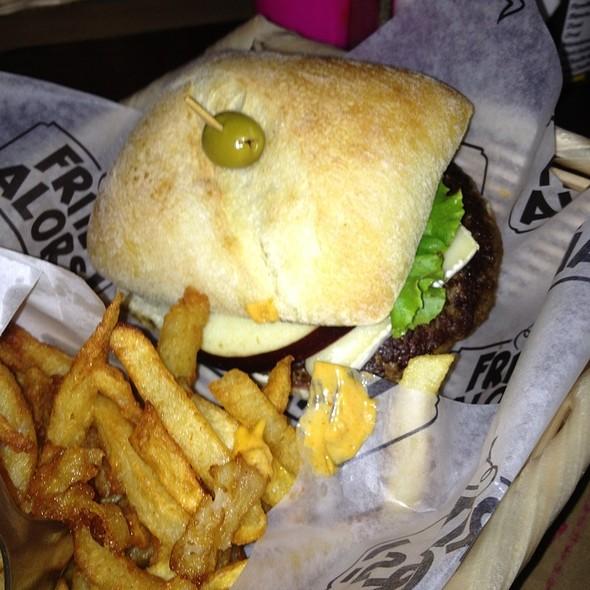 Burger @ Frite Alors